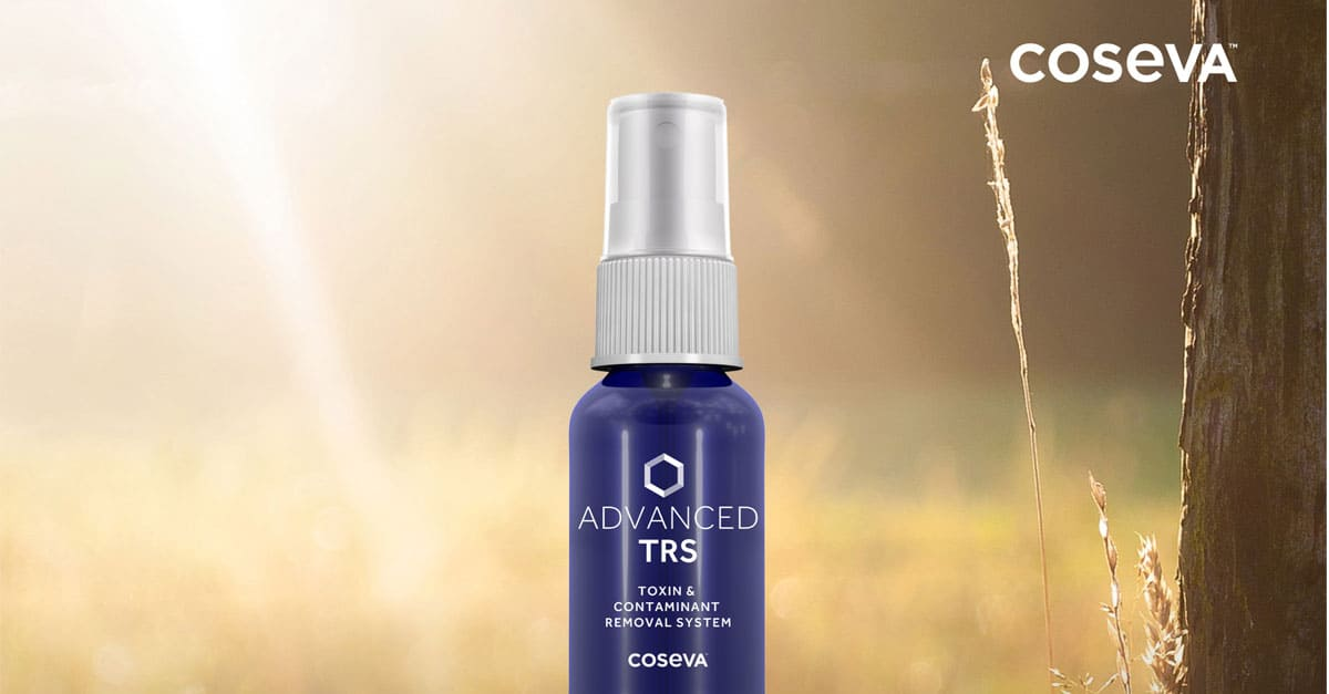 Coseva TRS for Freedom from Toxins